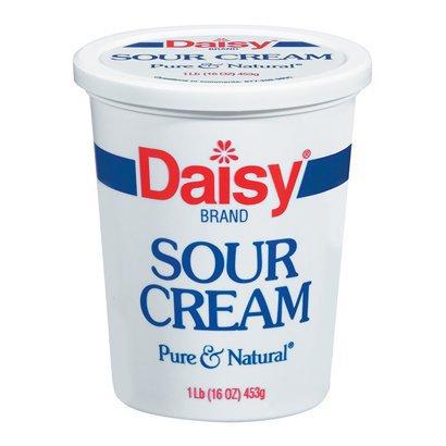 daisy-sourcream