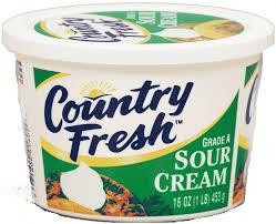CF sour cream