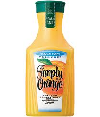 simply orange calcium