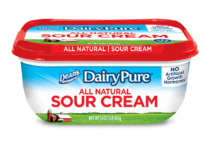 hwm-dairy pure sour cream 16 oz